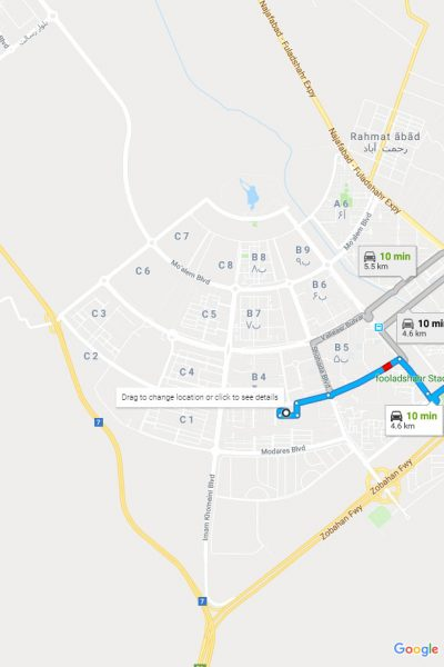 seo-لوکال-به-همراه-مسیر-راه
